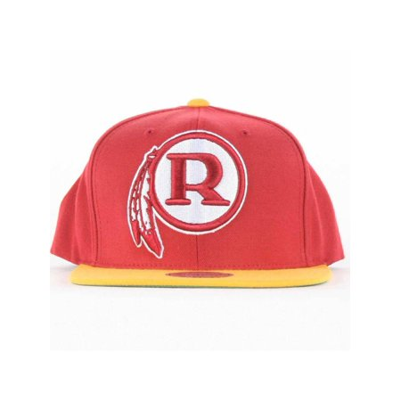 huge selection of 24260 066d1 Mitchell & Ness Washington Redskins XL 2 Tone Logo Snapback Hat