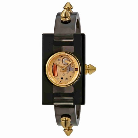 Gucci Vintage Tie - Gucci Vintage Web Champage Dial Ladies Watch YA143508