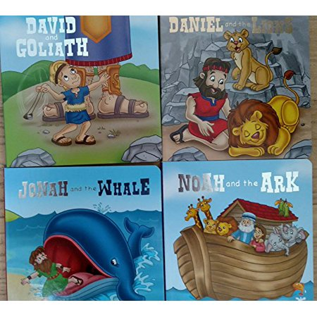 Classic Bible Stories (Assorted, Titles Vary) by Greenbrier - image 1 de 1