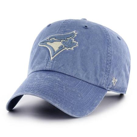 Toronto Blue Jays Hudson '47 Clean Up Cap   Adjustable - image 2 de 2