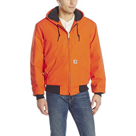 727db2514 Carhartt - Carhartt Men's Quilted Flannel Lined Duck Active Jacket ...