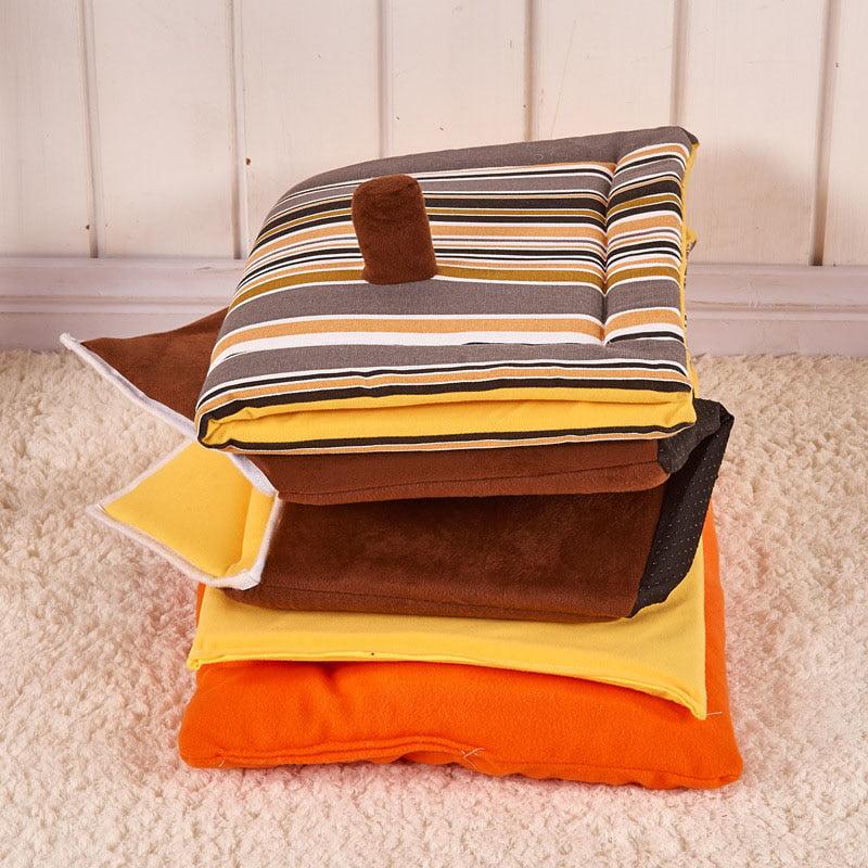 Comfy Dog House Bed| (Foldable) + FREE Car Seat Belt - image 5 de 6