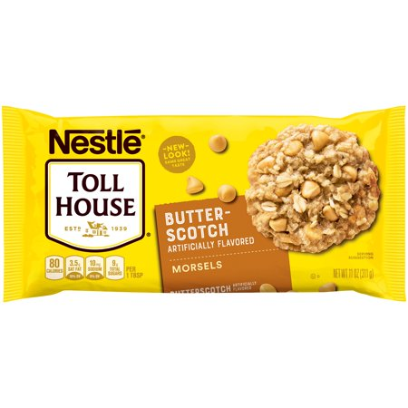 (3 Pack) NESTLE TOLL HOUSE Butterscotch Morsels 11 oz Bag](Nestle Halloween)
