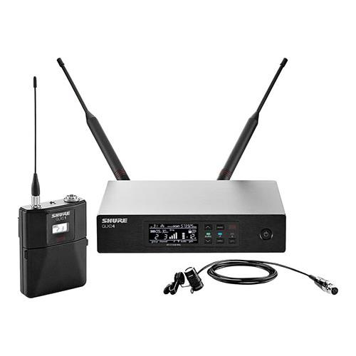 Shure QLXD14 85 Lavalier Wireless Microphone System by Shure