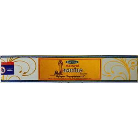 Satya Home Fragrance Incense Jasmine Meditation Prayer Sticks