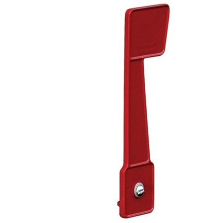 Salsbury 4816 Replacement Flag For Heavy Duty Rural Mailbox - Red (Heavy Duty Rural Mailbox)