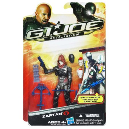 G.I. Joe Retaliation - Zartan Figure - image 1 de 2