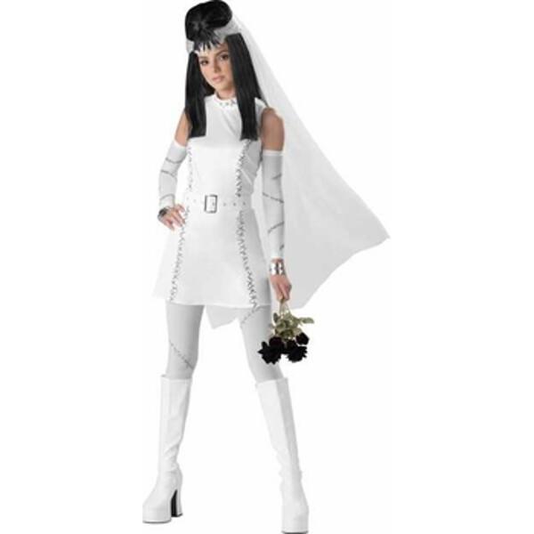 California Costumes Teen Frankie's Girl Costume
