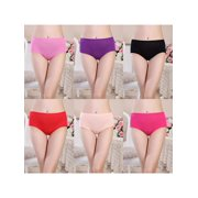 MarinaVida Women Menstrual Period Physiological Leakproof Panties Briefs Underwear Panties Knickers