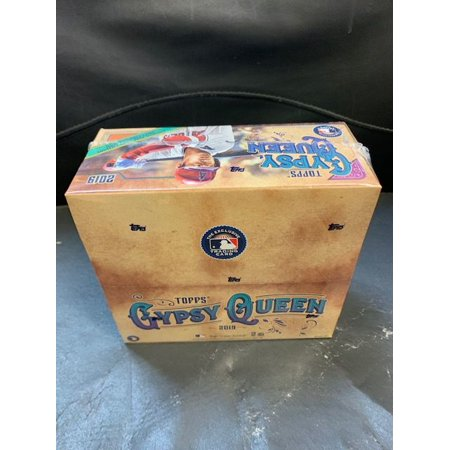 2019 Gypsy Queen 24 Pack Retail Baseball Box (Basketball 24 Pack Box)