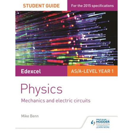 Edexcel AS/A Level Physics Student Guide: Topics 2 and 3 -