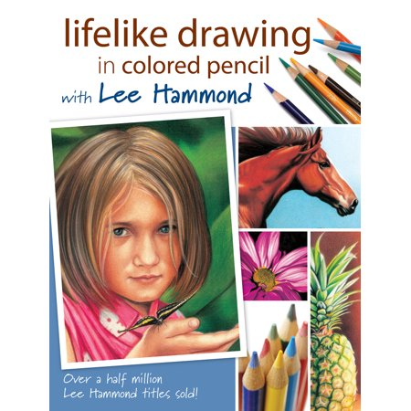 Lifelike Drawing in Colored Pencil with Lee - Hector Hammond