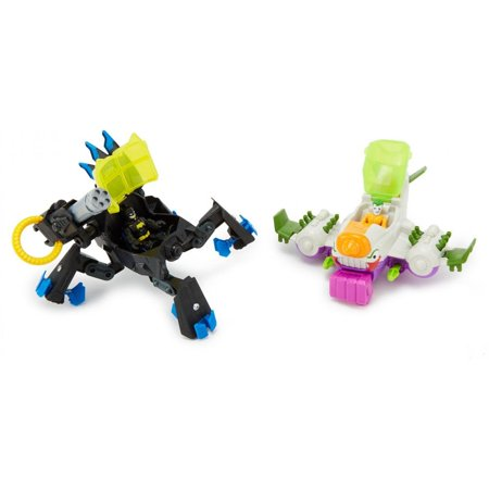 Imaginext DC Super Friends Batman Mech & The Joker Jet