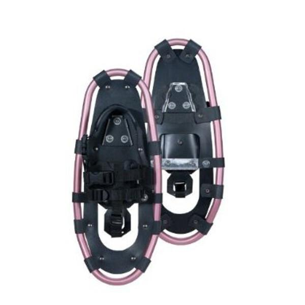 Lucky Bums Youth and Kids Snowshoes~Pink by