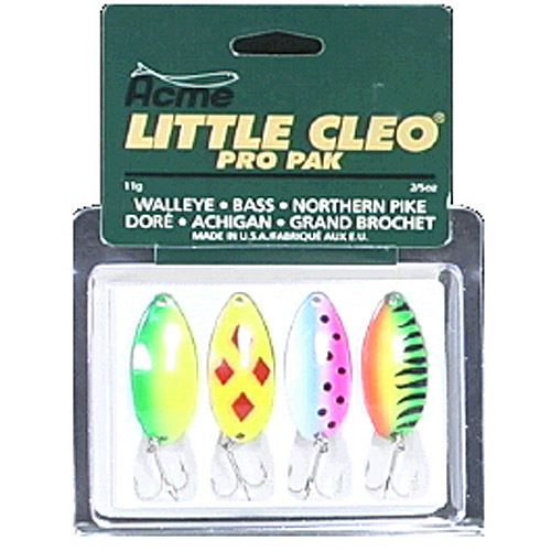 ACME Little Cleo Pro Pack