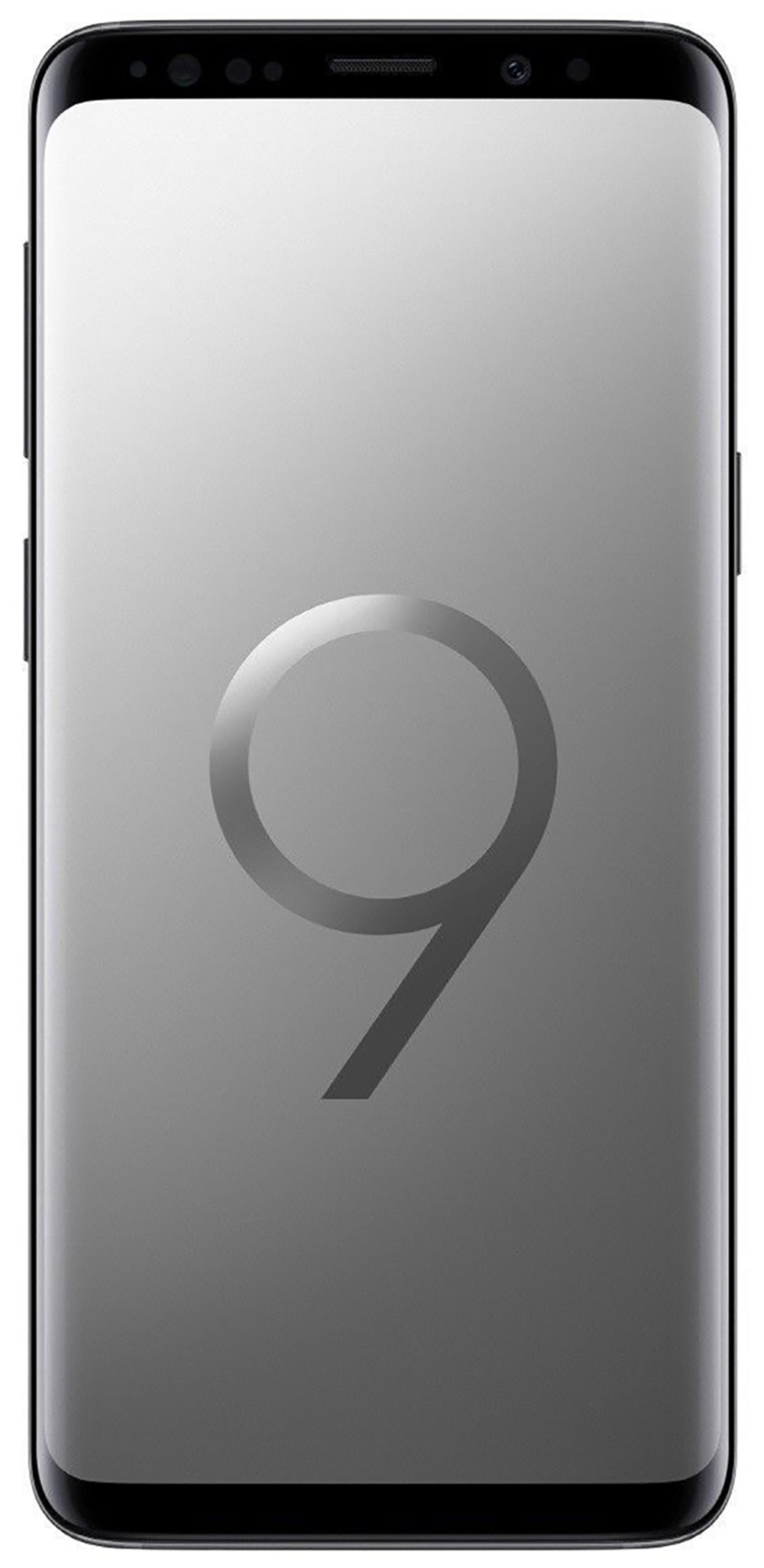 Samsung Galaxy S9 G9600 64GB Unlocked GSM 4G LTE Phone Titanium Gray (International Version) by Samsung