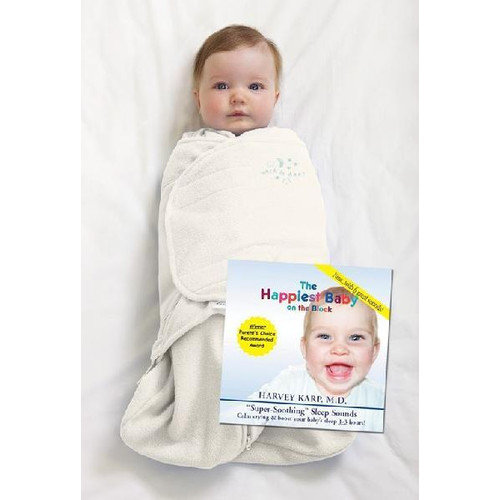 HALO Innovations, Inc. Happiest Baby Gift Set in Velboa (Newborn)