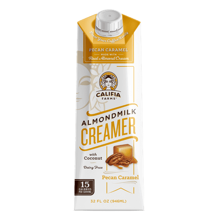- (3 Pack) Califia Farms Pecan Caramel Creamer 32oz