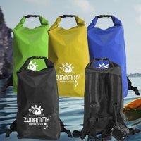 Zunammy 30L Waterproof Dry Bag With Huge Capacity - Navy Blue