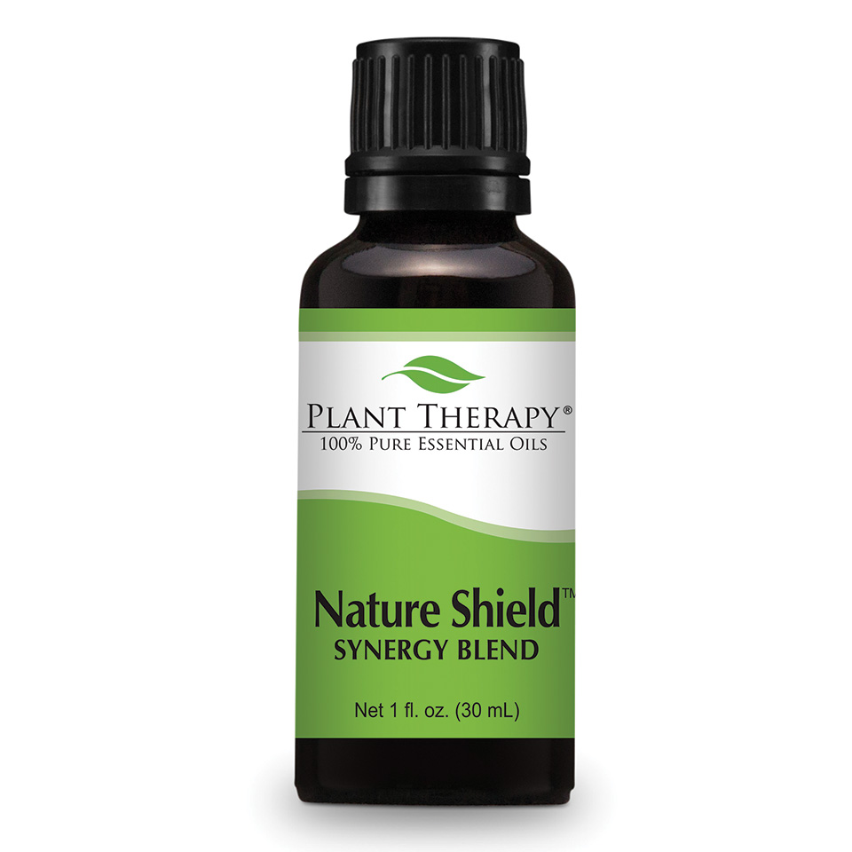 Plant Therapy Nature Shield Synergy Essential Oil Blend 30 mL (1 fl. oz.) 100% Pure, Undiluted, Therapeutic Grade