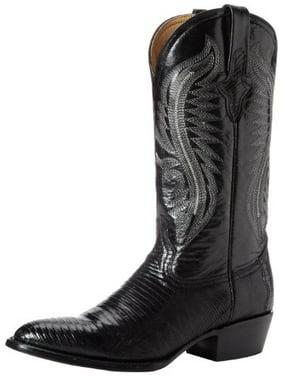 Ferrini Mens Teju Lizard Round Toe  Western Western Shoes -