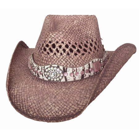 Bullhide by Montecarlo Hat Co. - Bullhide Cool Girl - Shapeable ... b921ba3c355