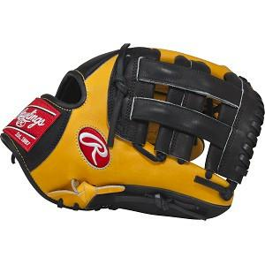 Rawlings Heart Of The Hide Baseball Glove, 11.75in Infiel...