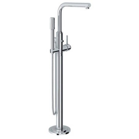 Grohe 32135002 Atrio Single Lever Freestanding Bath Faucet, (Grohe Eurosmart Single Lever Bath Shower Mixer)