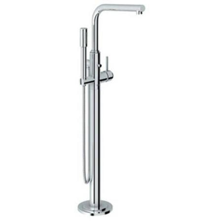 Grohe 32135002 Atrio Single Lever Freestanding Bath Faucet,