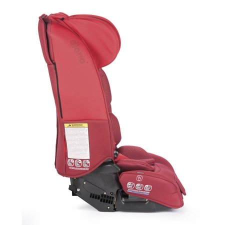 Diono Radian 3RXT Convertible Car Seat - Red - image 8 of 11
