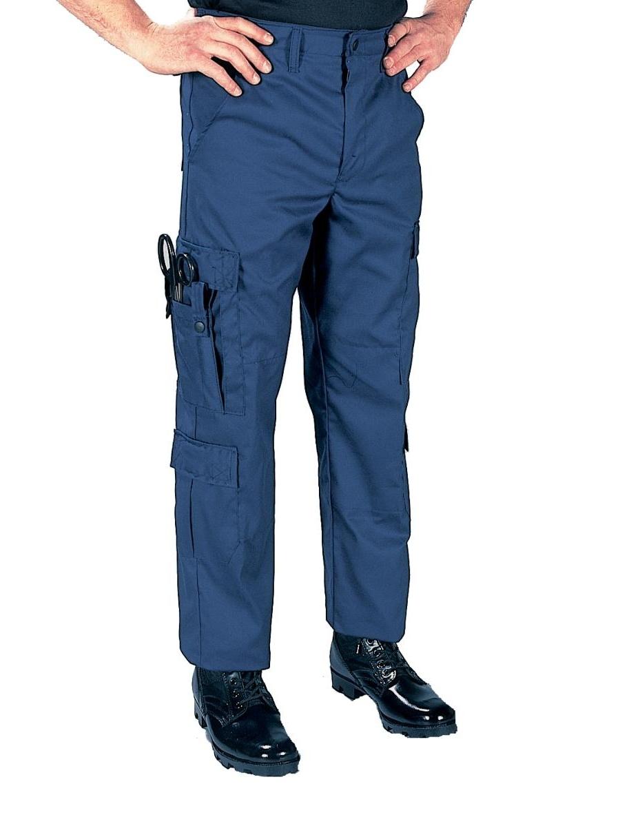 (Price/EA) 7801 EMT Pants-Midnite Navy Blue-M - Long