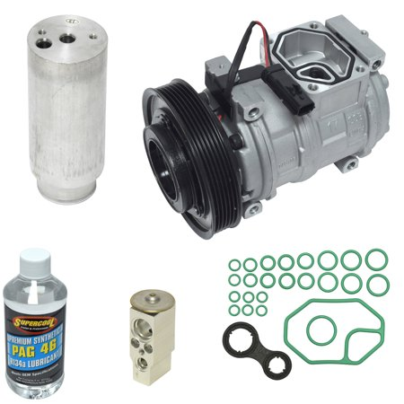New A/C Compressor and Component Kit KT 1154 - Intrepid Concorde ()