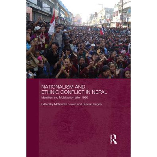 Nationalism and Ethnic Conflict in Nepal - eBook