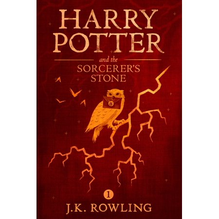 Harry Potter and the Sorcerer's Stone - eBook