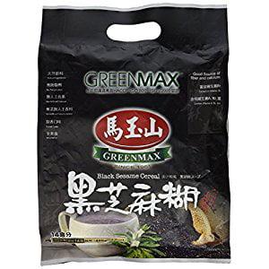 One Free NineChef Spoon + Greenmax - Black Sesame Cereal (1 Bag)