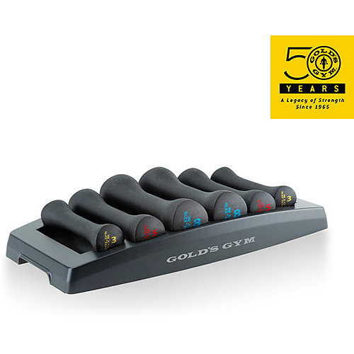Gold's Gym Dumbbell Power Set