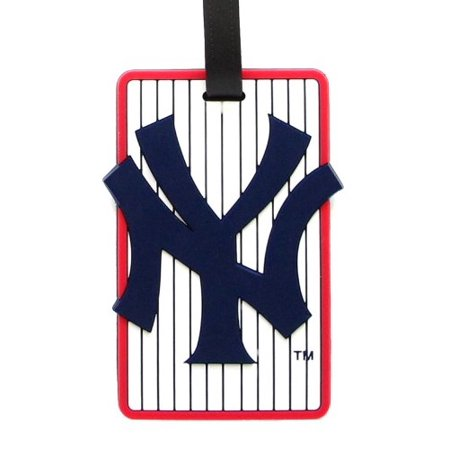 Aminco International MLB-LS-030-30 Soft Bag Tag - New York Yankees