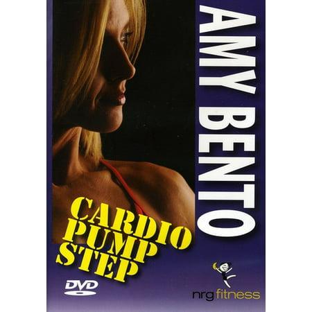 - Cardio Pump Step (DVD)