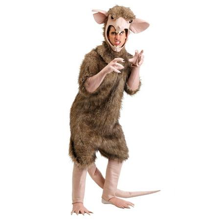 Rat Halloween Costume (Adult Sewer Rat Costume)