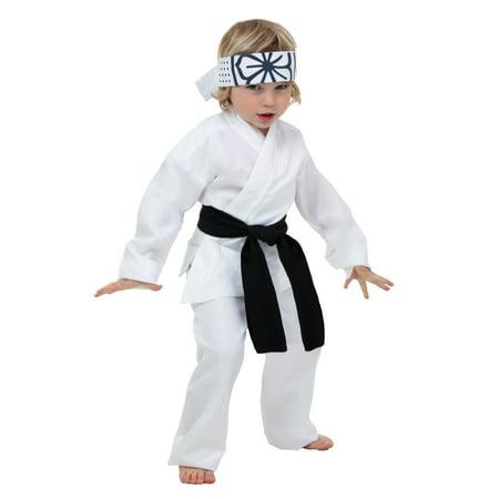 Halloween Costumes San Jose (Toddler Daniel San Costume)
