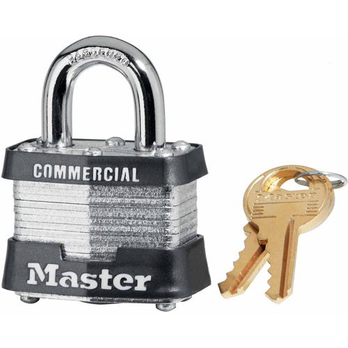 Master Lock 3KA 3212 No. 3 Padlock
