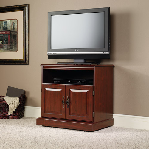 Sauder TV/VCR Cart, Heritage Hill Collection