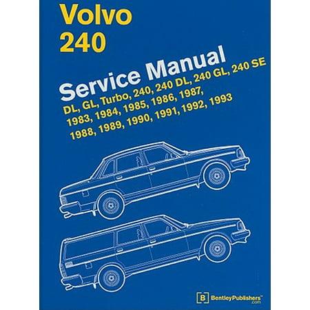 Amplifier Service Manual - Volvo 240 Service Manual : DL, GL, Turbo, 240, 240 DL, 240 GL, 240 SE, 1983, 1984, 1985, 1986, 1987, 1988, 1989, 1990, 1991, 1992, 1993