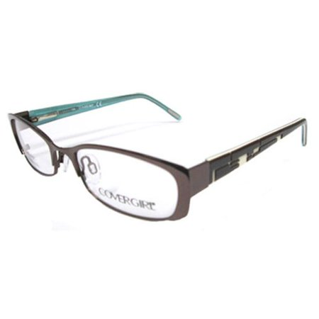 65d3445a5932 Marcolin Usa Cover Girl, Optical Frame, Cg0823 Brown - Walmart.com