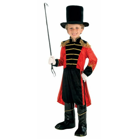 Halloween Child Ring Master Costume