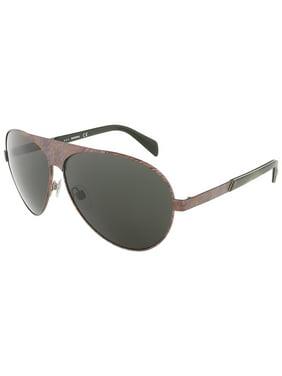 76e2e80f0d3 Product Image Diesel DL0119 S 09A Brushed Bronze Faded Purple Teardrop Aviator  sunglasses