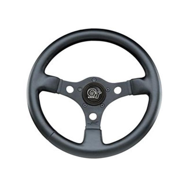 GRANT 773 Formula Gt Steering Wheels, Black Leather, 13 inch