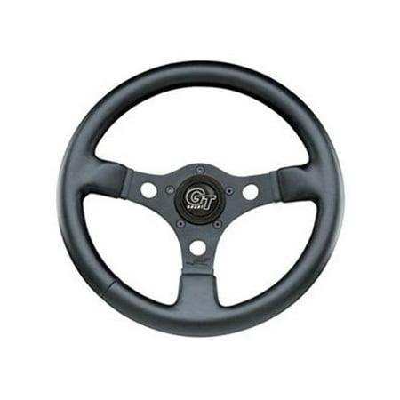GRANT 773 Formula Gt Steering Wheels, Black Leather, 13 In.