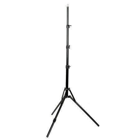 - Kshioe Single 2m Light Stand Reflexed Light Stand Black