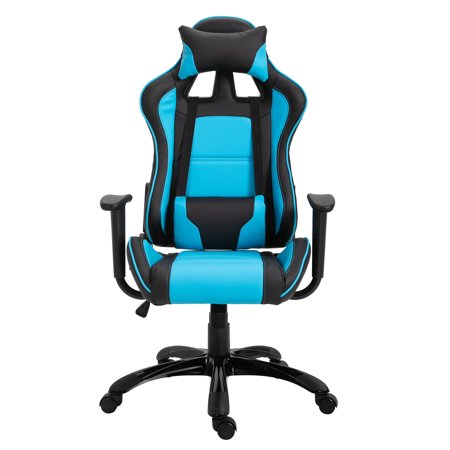 Ergonomic Gaming Chair High Back Racing Computer Chair Reclining Seat - image 6 of 7